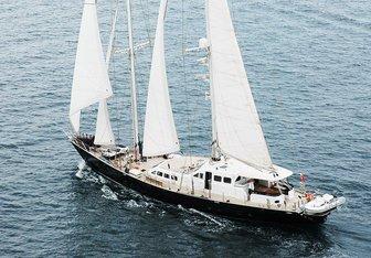 Bartabas yacht charter Ortona Navi Sail Yacht
