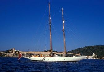 Weatherbird yacht charter Chantelot & Lemaistre Sail Yacht
