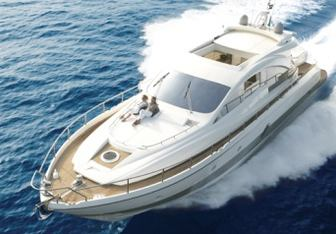 Regis yacht charter Aicon Motor Yacht