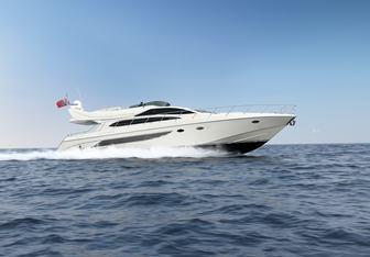 Space yacht charter Riva Motor Yacht