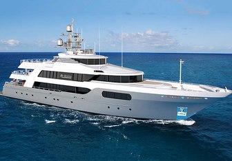 My Seanna yacht charter Delta Marine Motor Yacht