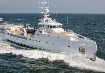 Game Changer Yacht Charter in Spain