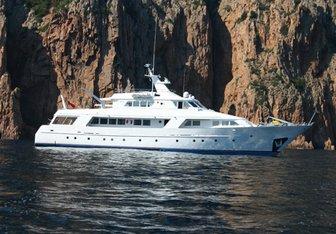 Star of the Sea yacht charter Benetti Motor Yacht