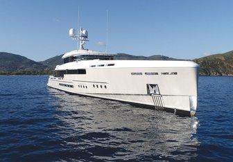 Endeavour 2 yacht charter Rossi Navi Motor Yacht