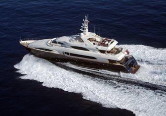 Bunker yacht charter CRN Motor Yacht