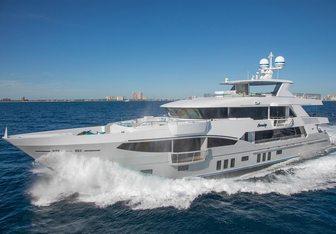 Serenity yacht charter IAG Yachts Motor Yacht