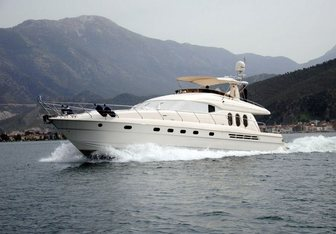 Grace yacht charter Princess Motor Yacht