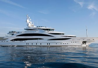 Diamonds Are Forever yacht charter Benetti Motor Yacht