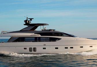 How Ya Dooz'n yacht charter Sanlorenzo Motor Yacht