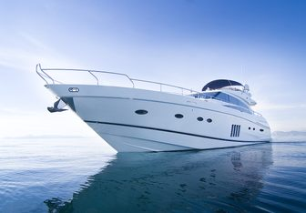 Catherine yacht charter Princess Motor Yacht