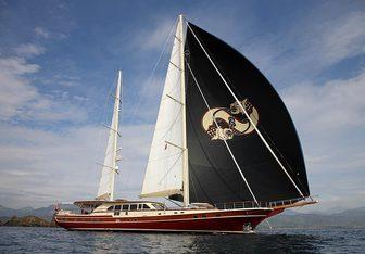 Daima Yacht Charter in Greece