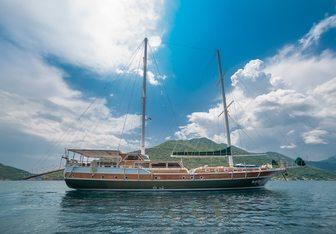 Sadri Usta 1 Yacht Charter in Mljet