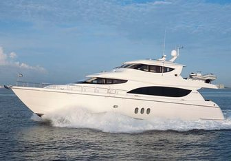 Victory yacht charter Hatteras Motor Yacht