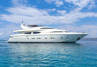 Divine yacht charter Posillipo Motor Yacht