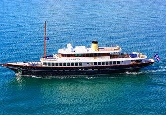Clarity yacht charter Bilgin Yachts Motor Yacht