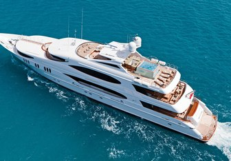 Impromptu Yacht Charter in St Barts