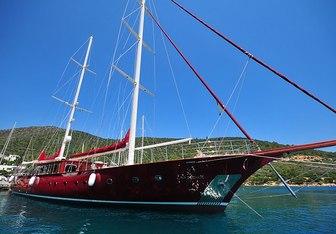 Casa Dell Arte II Yacht Charter in Turkey