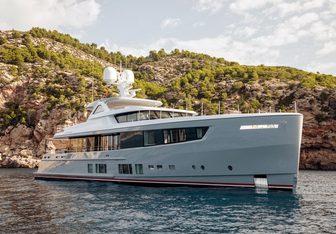 Calypso I yacht charter Mulder Shipyard Motor Yacht