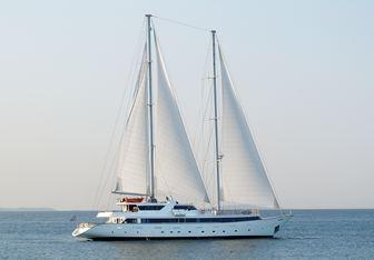 Pan Orama II Yacht Charter in Crete