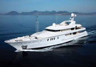 Marla yacht charter Amels Motor Yacht