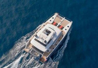Vigilant 1 yacht charter Lagoon Motor Yacht