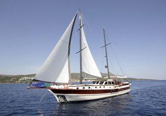 Zeynos yacht charter Custom Motor/Sailer Yacht