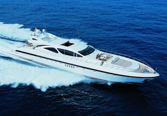 Jomar Yacht Charter in South of France