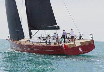 Red Carpet yacht charter Vismara Marine Sail Yacht