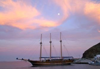 BAHRIYELI D Yacht Charter in Turkey
