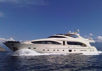 Merve yacht charter Tuzla Shipyard Motor Yacht