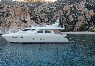 Lettouli III Yacht Charter in Turkey