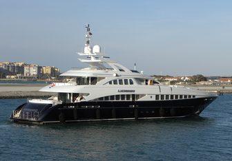 San Bernardo Yacht Charter in St Tropez