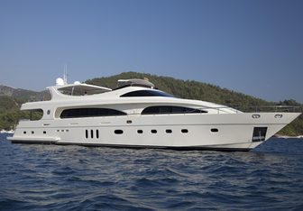 M&M yacht charter Mengi-Yay Motor Yacht