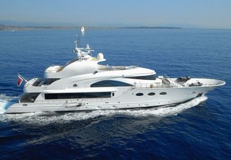 Lotus yacht charter Miss Tor Yacht Motor Yacht