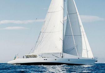 Aizu charter yacht interior designed by Claesson Koivisto Rune