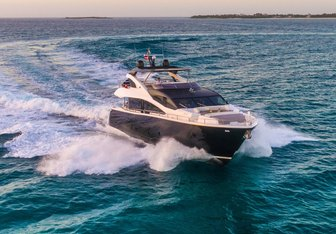 Enterprise yacht charter Sunseeker Motor Yacht