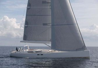 Turconeri yacht charter Baltic Yachts Sail Yacht