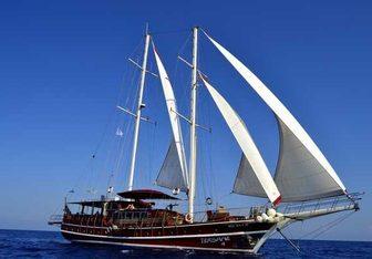 Tersane IV Yacht Charter in Positano