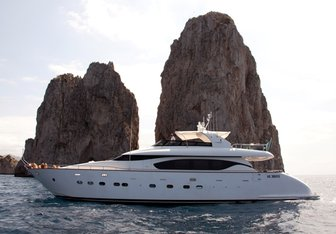 Sands Yacht Charter in St Tropez