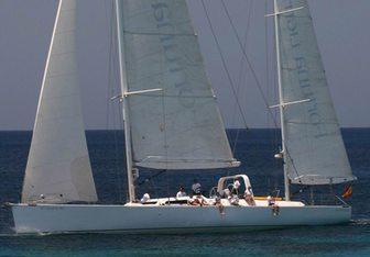 Fortuna yacht charter Mafasea Sail Yacht