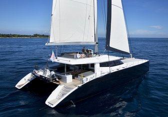 Fantastic Too yacht charter Sunreef Yachts Motor/Sailer Yacht