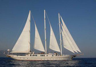 Loretta yacht charter Aegean Yacht Sail Yacht