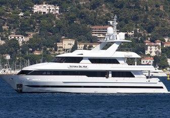 Rearden Steel yacht charter Moonen Motor Yacht