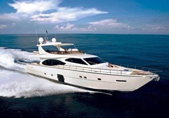 Sea Stream Yacht Charter in Seychelles