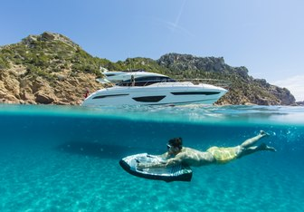 Alexia Yacht Charter in Northern Europe