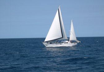 Lord Jim yacht charter Camper & Nicholsons Sail Yacht