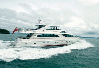 Lady Eileen II Yacht Charter in Thailand