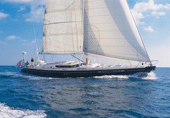 Sunday Morning yacht charter CNB Sail Yacht
