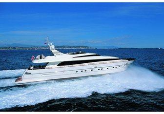 L'Ayazula Yacht Charter in St Tropez