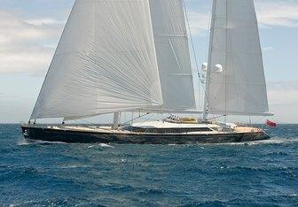Mondango 3 Yacht Charter in Milos